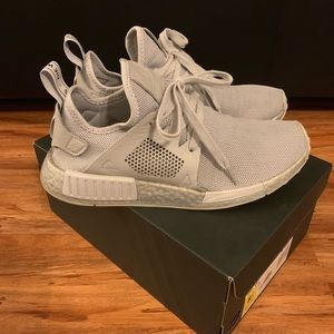 new concept b4199 2b2ff adidas Shoes - Rare Almost brand new Adidas NMD XR1 triple grey.